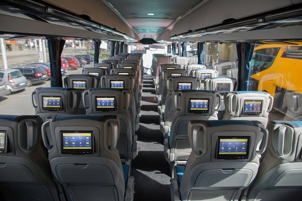 Bus Luxury Fun&Relax RegioJet