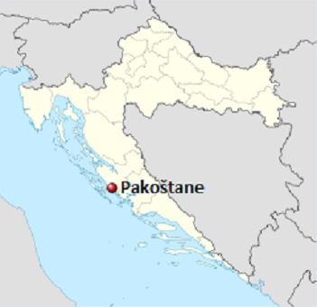 Bus Lines in Pakoštane
