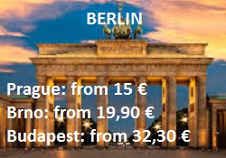 Cheapest Bus Berlin