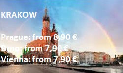 Cheapest Bus Krakow