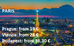 Cheapest Bus Paris